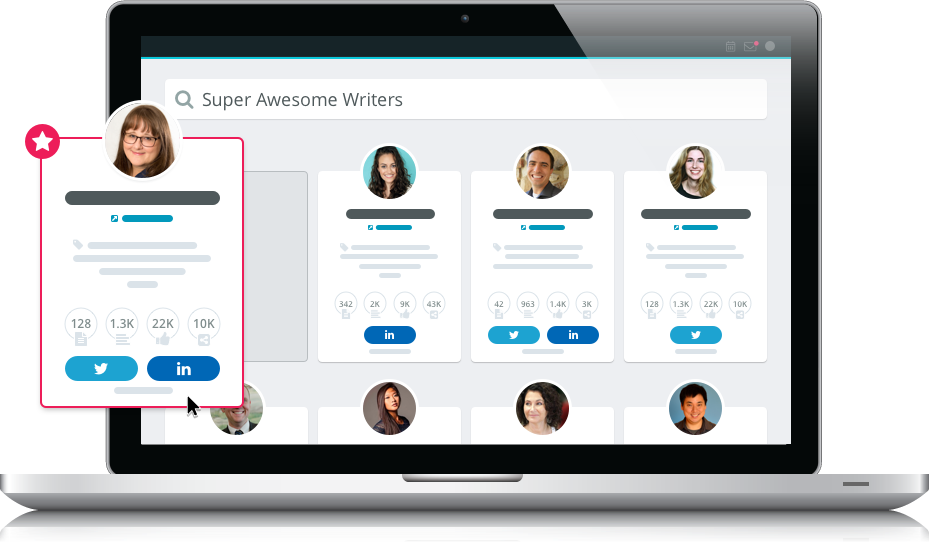 ClearVoice writers for content creation