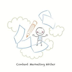 content marketing writer