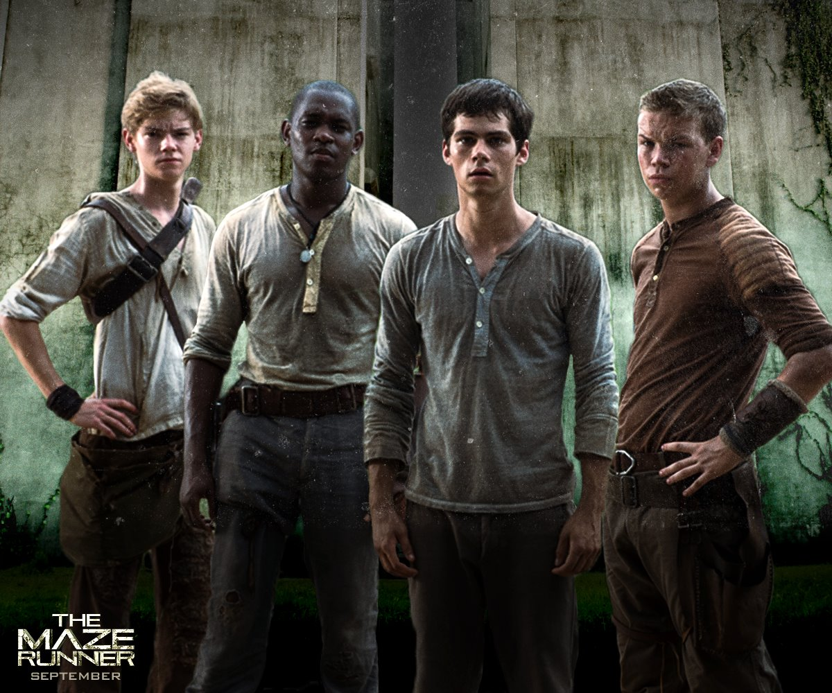 Maze-Runner-Characters-group - ClearVoice
