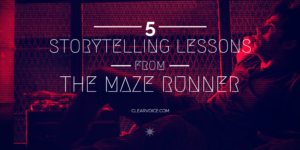 5 storytelling lessons from the maze runner
