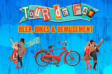 New Belgium Brewing Tour de Fat
