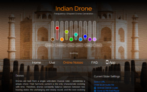 MyNoise.net Indian Drone