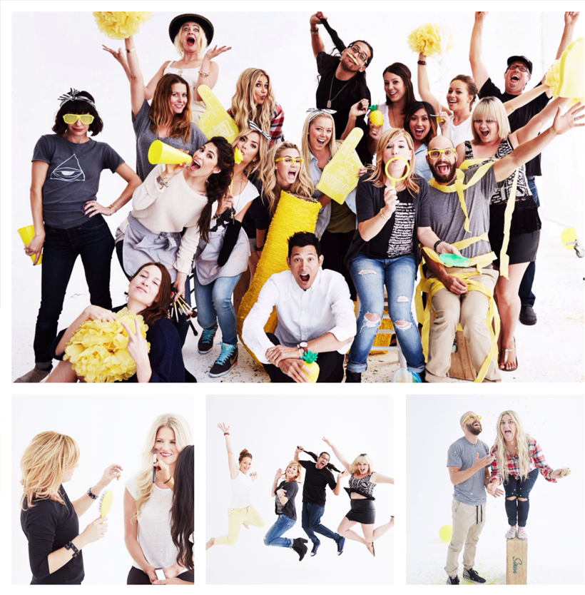 drybar lookbook