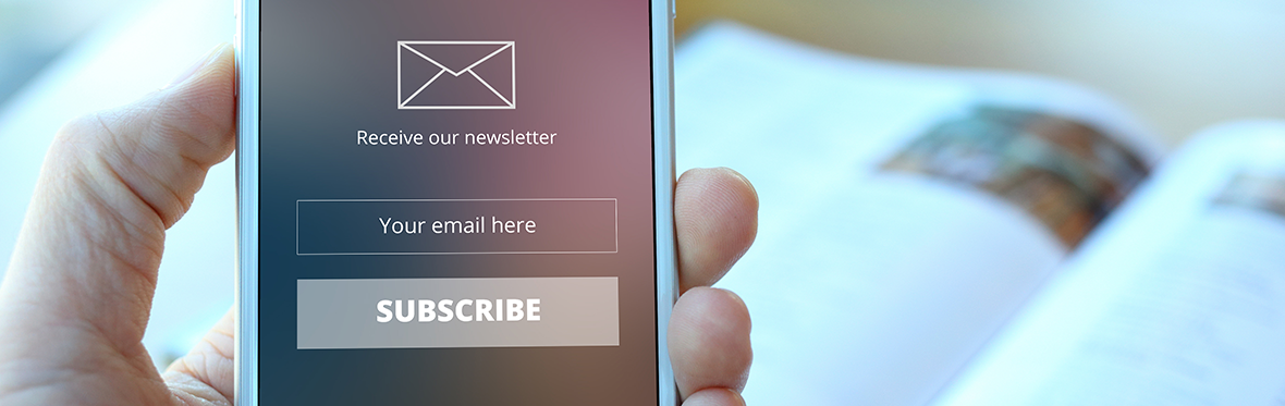 using newsletters for content amplification
