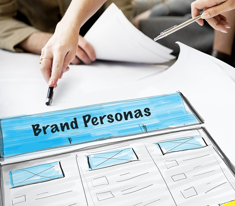 Establishing brand personas is key for your sales enablement.