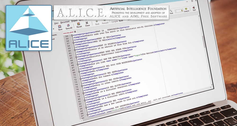 Using Alice to make your own chatbot