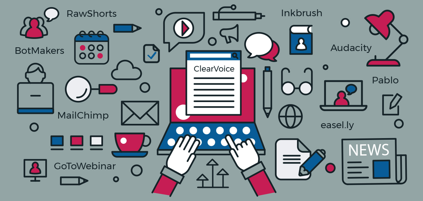 Top 30 Content Creation Tools for Freelancers and Marketers - ClearVoice