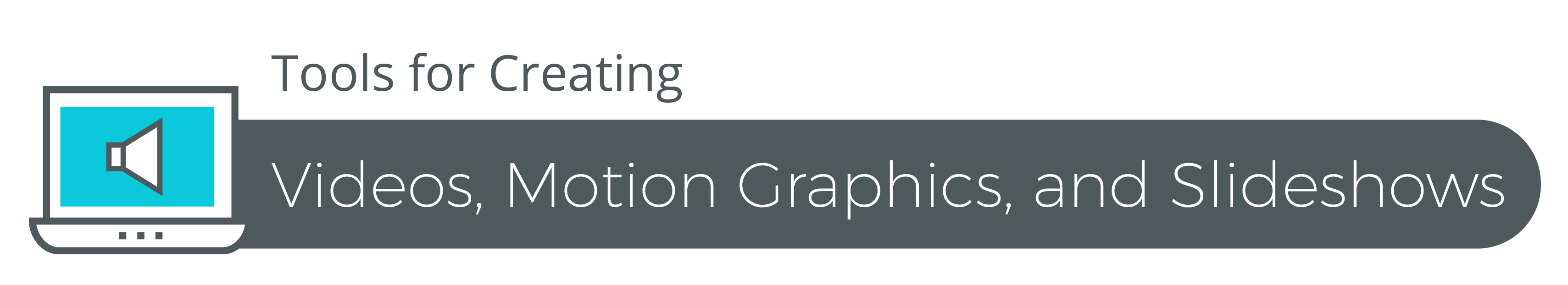 Best Content Creation Tools for Videos, Motion Graphics, and Slideshows