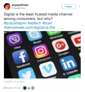 Top Content Marketing News #12: People Don't Trust Digital Marketing