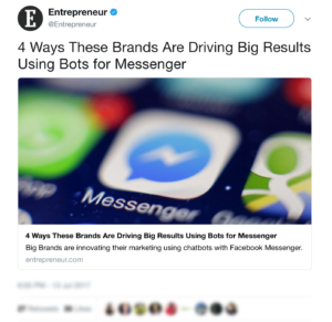 Top Content Marketing News #4: Coming of the Bots
