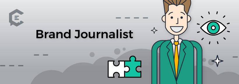 10 types of content writers: What's a brand journalist?
