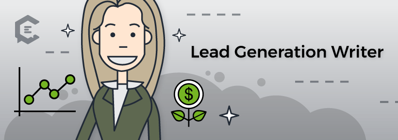 10 types of content writers: What's a lead generation writer?