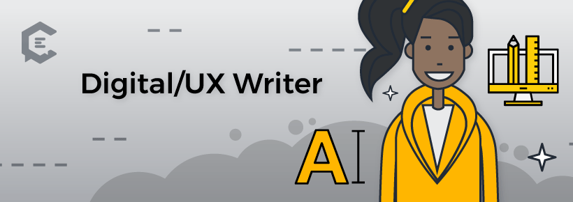 10 types of content writers: What's a digital/UX writer?