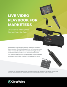 live video ebook