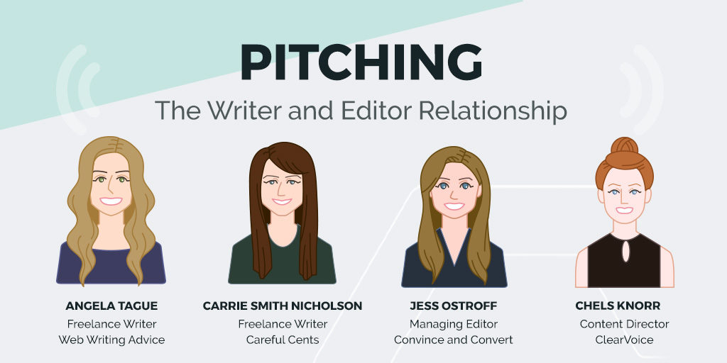 Podcast on Pitching as a Freelance Writer: The Writer and Editor Relationship