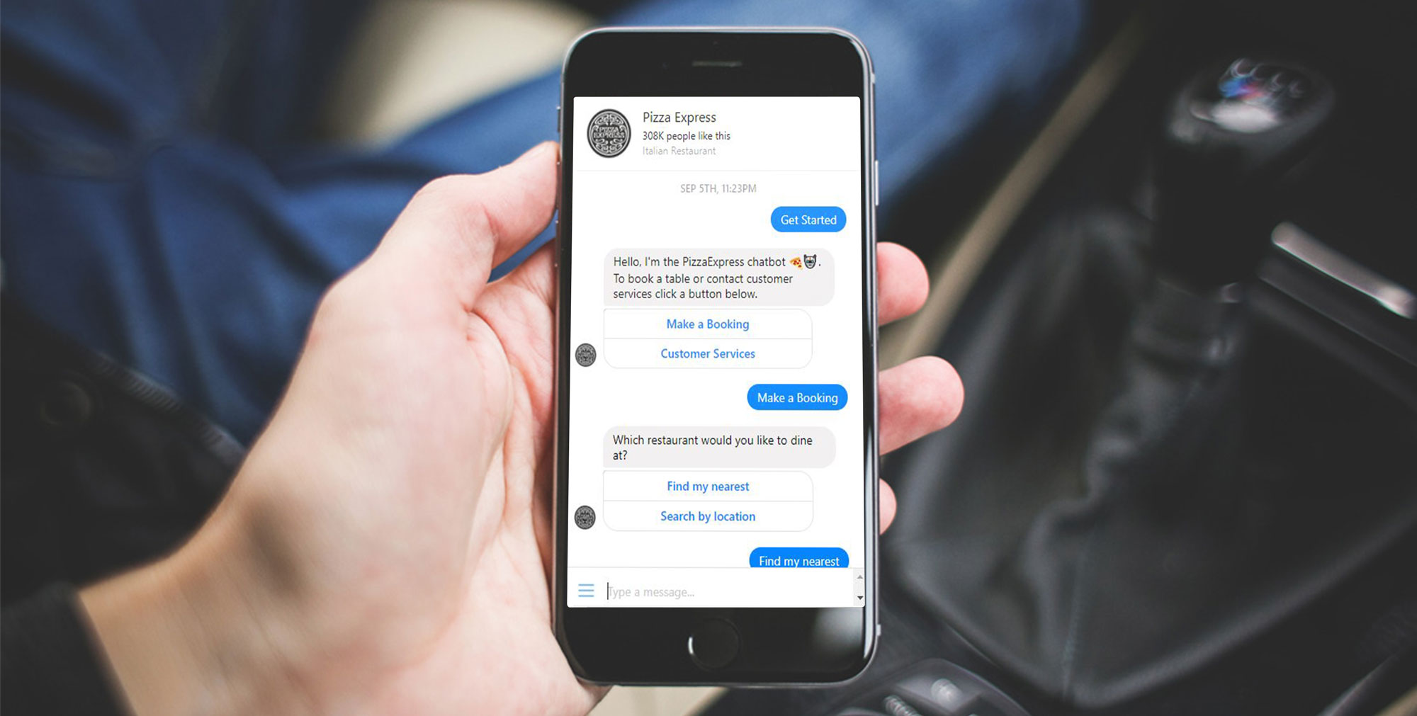 Using Facebook chatbots along with your Facebook Messenger games