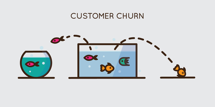 Increase customer retention with courses to reduce customer churn