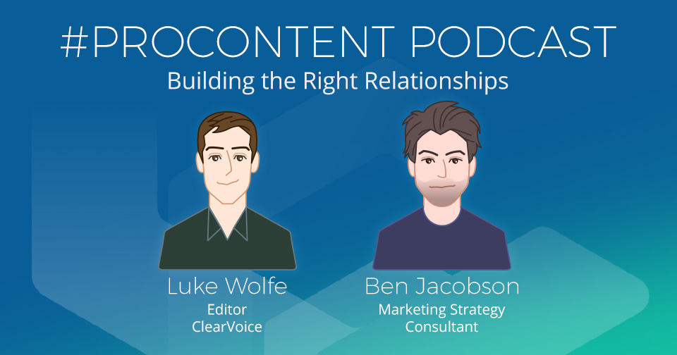 ProContent Podcast Healthy Relationship