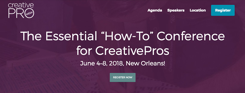 2018 Conferences for Freelance Writers