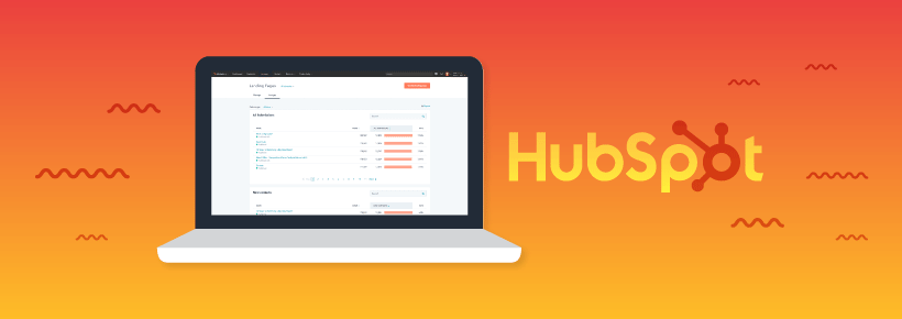 Hubspot - White Label Marketing Tools for Marketing Automation