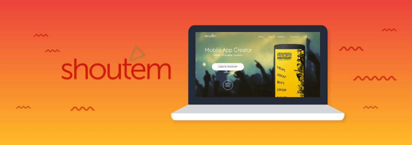 Shoutem - Marketing tools for white labeling mobile app development.