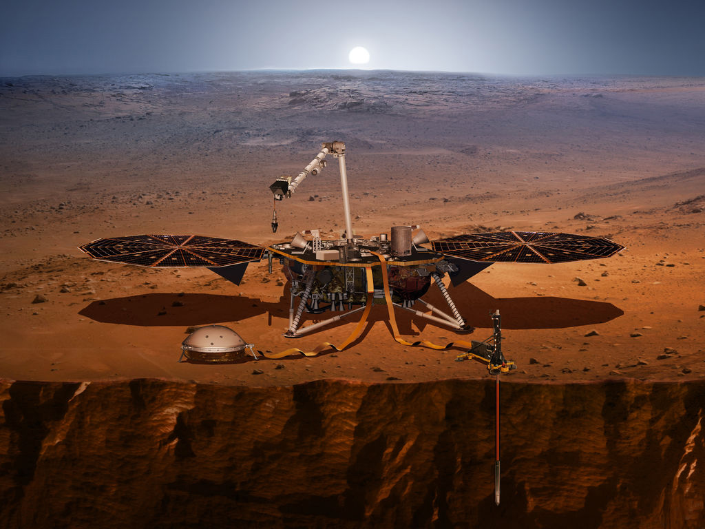 The Mars InSight Mission, One of the Most Anticipated Events of 2018