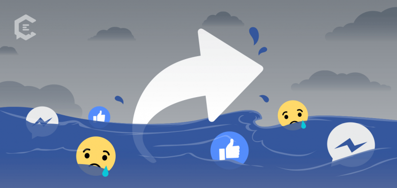 Facebook Messes with Share Button
