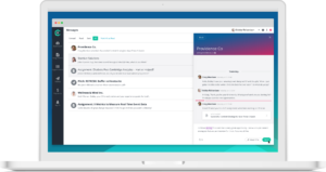 Manage messages and leads from vetted clients in your ClearVoice talent dashboard.