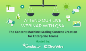 Scaling Content Creation for Enterprise Teams
