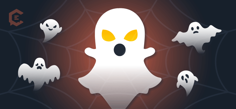 #3 scariest news item in content marketing: Snapchat's suspicious redesign.