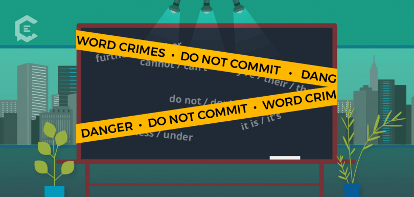 17 'Word Crimes' That Make Your Editor Cry (With a Little Fun Finger-Shaming From Weird Al)