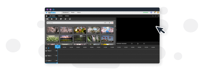 Using WeVideo to collaborate on creating videos for your website or brand