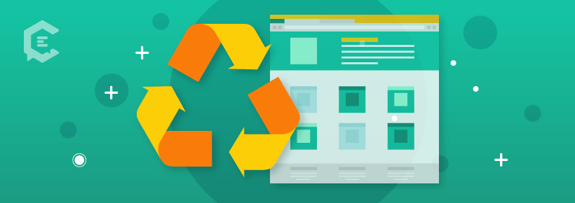 Repurposing or syndicating for content marketing