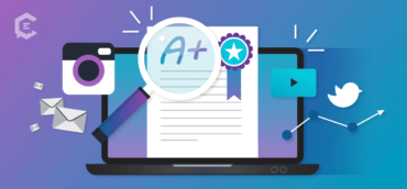 digital marketing grading content radar
