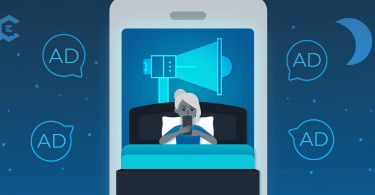 Mobile Ads' Effectiveness at Bedtime