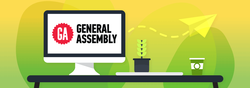 General Assembly/GA Dash — Ramp up your tech expertise with online courses for freelancers