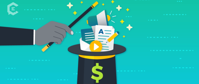 Content Marketing Magic With $5K, $10K, and $15K Per Month