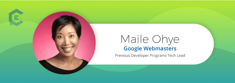 Maile Ohye, Google Webmasters on SEO