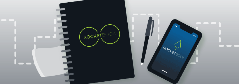 must-have new technology products: rocketbook, a reusable notebook