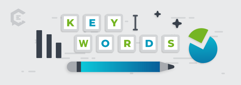 use powerful keywords in your content to boost domain authority