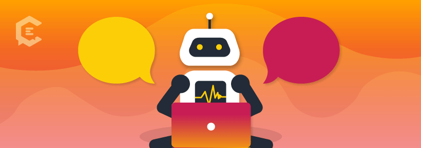 """Use a chatbot to """"vet"""" incoming customer service requests."""