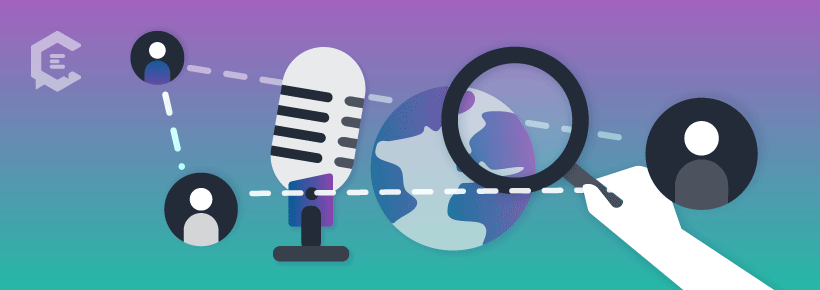 Why you need to define a niche audience of target listeners when creating a podcast.