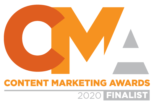 "Content Marketing Awards - 2020 Finalist ""Best Blog Post"""