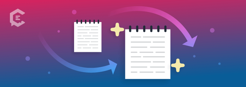 8 Steps to a content audit: Refresh or create new content.