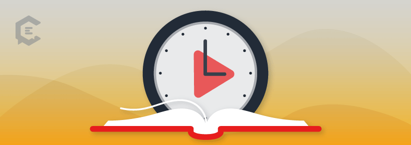 Using video helps to tell a customer story at the right time.