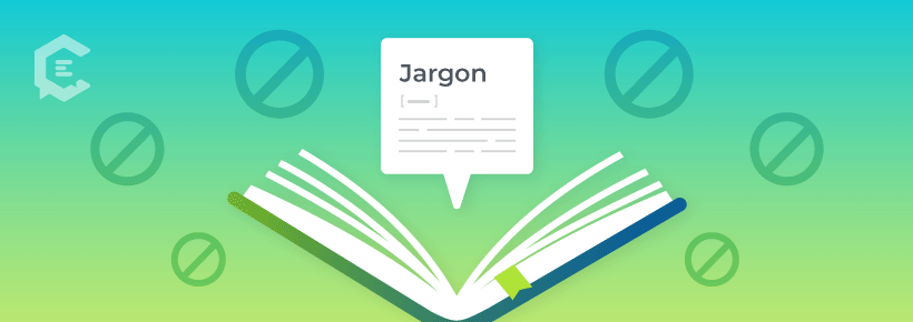 Define jargon so you can avoid it in your buyer's guide.