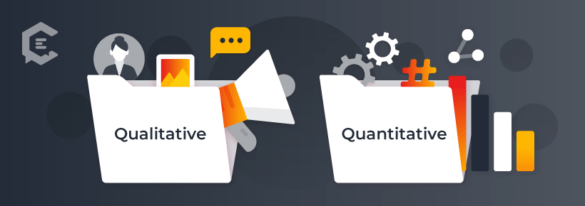 Qualitative vs. quantitative marketing data: What is the difference?