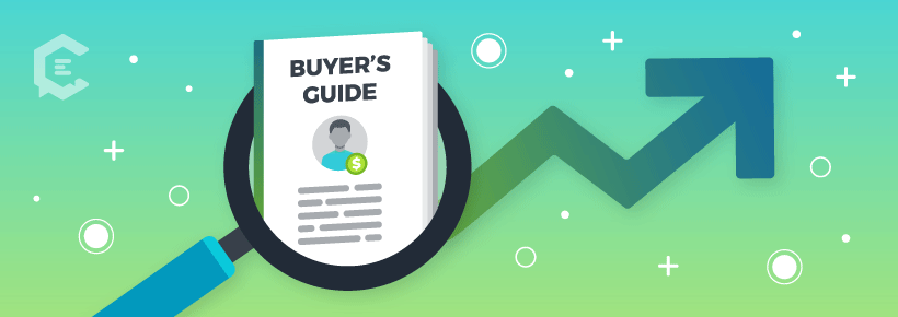 SEO is your friend when creating a buyer's guide.