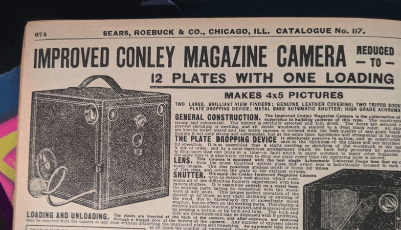 Direct mail lessons from the Sears Roebuck Catalog.