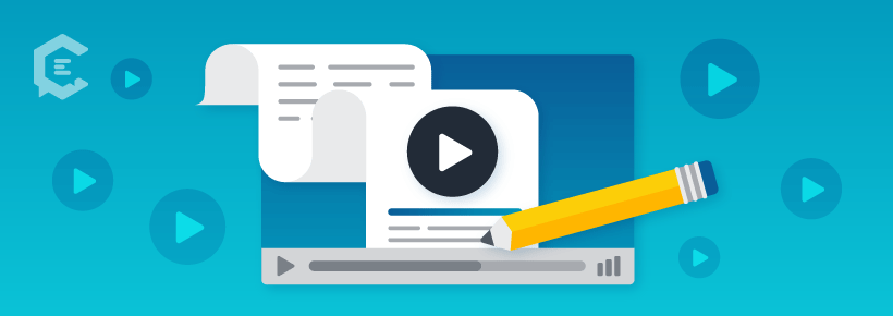 How to create an explainer video: Work on scripting.